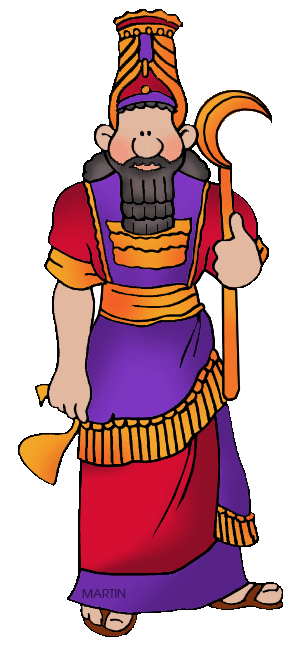 Mesopotamian King